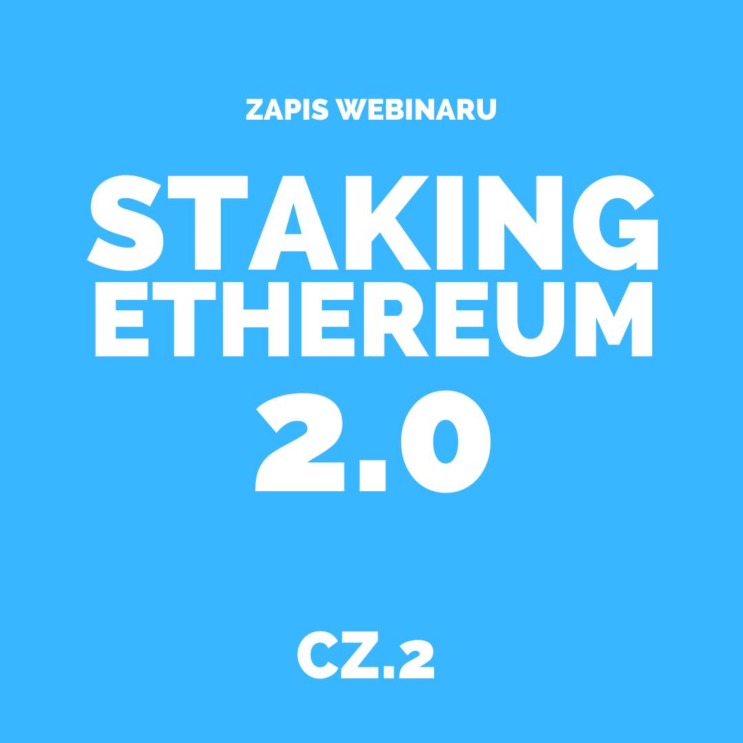 Staking ETH 2.0 część 2